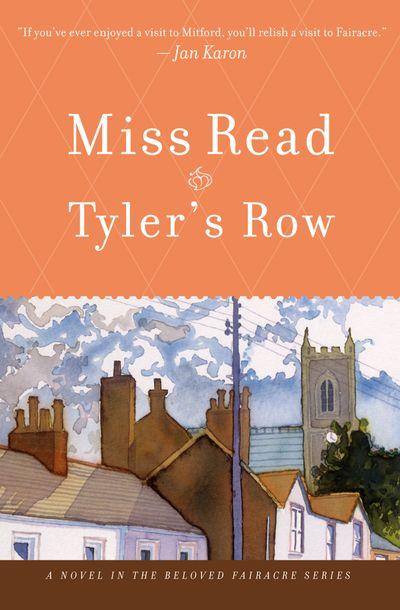 Buy Tyler's Row at Amazon
