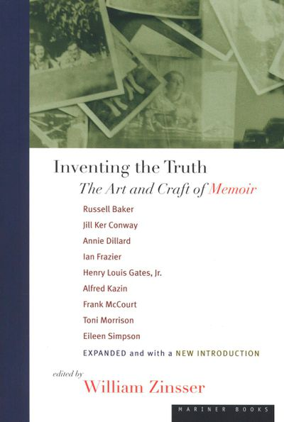 Buy Inventing the Truth at Amazon