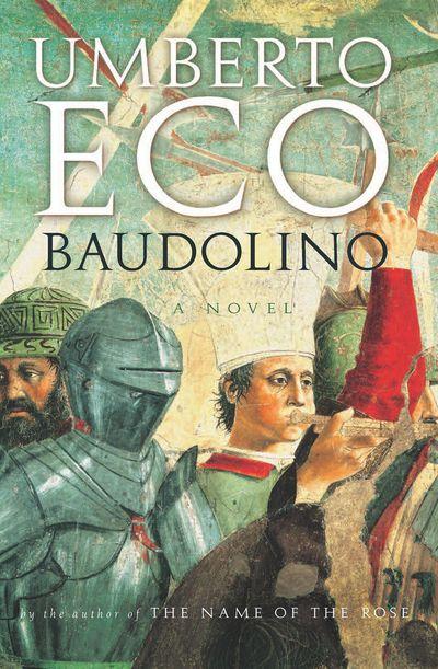 Buy Baudolino at Amazon
