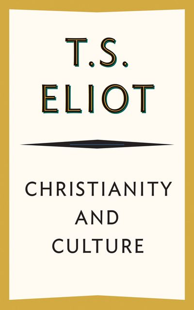 Buy Christianity and Culture at Amazon