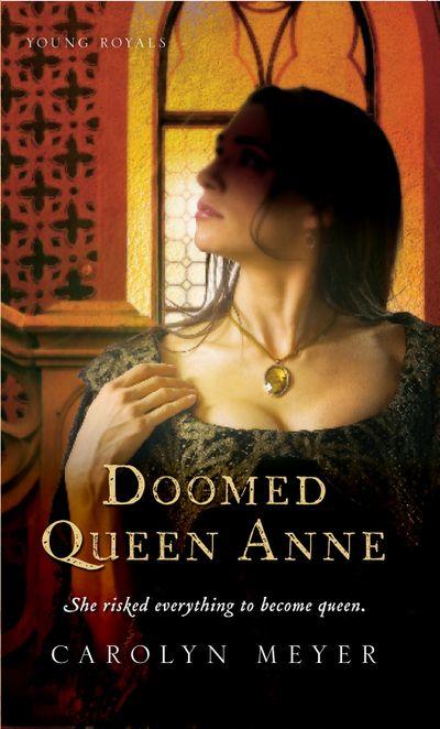 Buy Doomed Queen Anne at Amazon