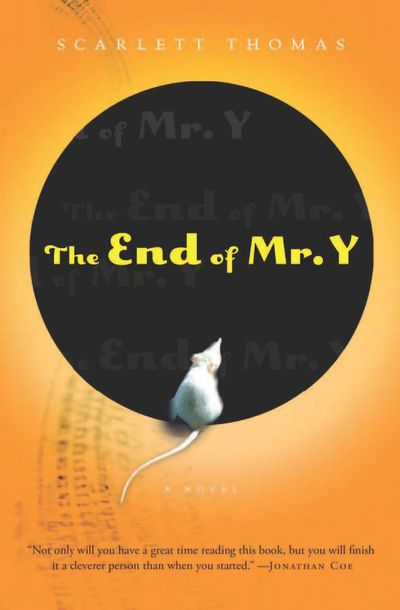 Buy The End of Mr. Y at Amazon