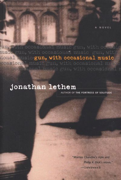 Buy Gun, with Occasional Music at Amazon
