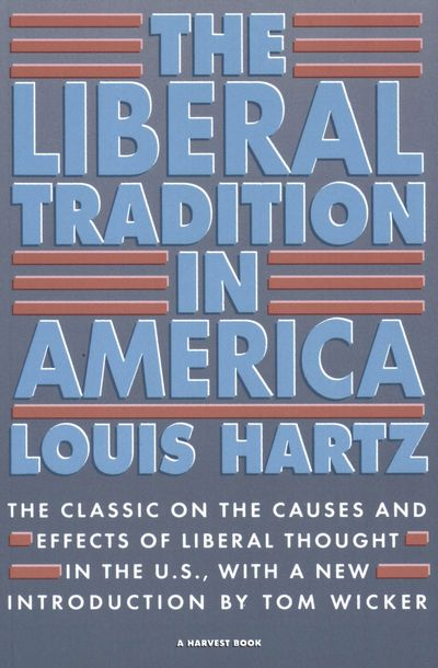 Buy The Liberal Tradition in America at Amazon