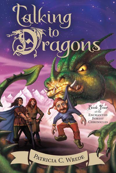 Buy Talking to Dragons at Amazon