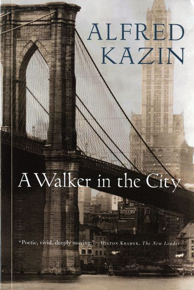 Buy A Walker in the City at Amazon