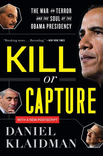 Buy Kill or Capture at Amazon