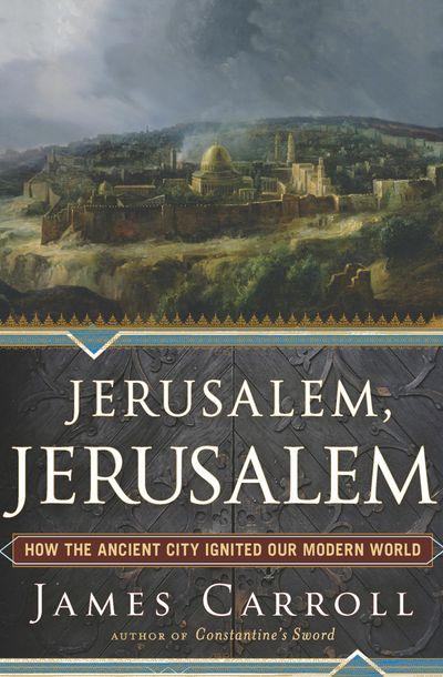 Buy Jerusalem, Jerusalem at Amazon
