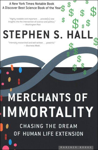 Buy Merchants of Immortality at Amazon