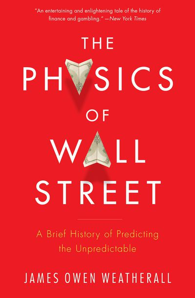 Buy The Physics of Wall Street at Amazon