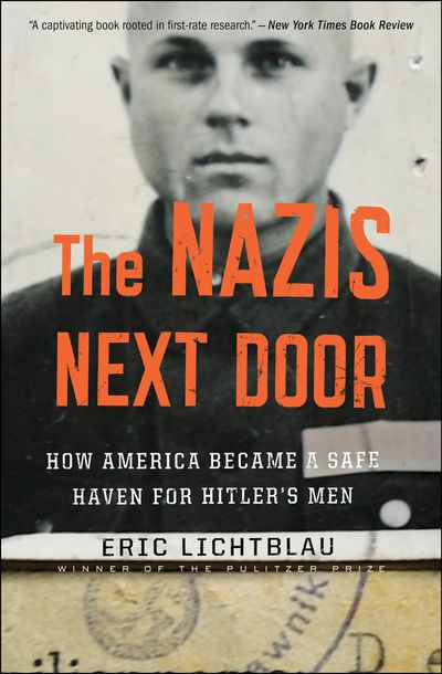 Buy The Nazis Next Door at Amazon