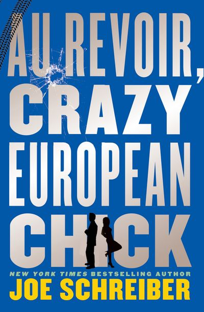 Buy Au Revoir, Crazy European Chick at Amazon