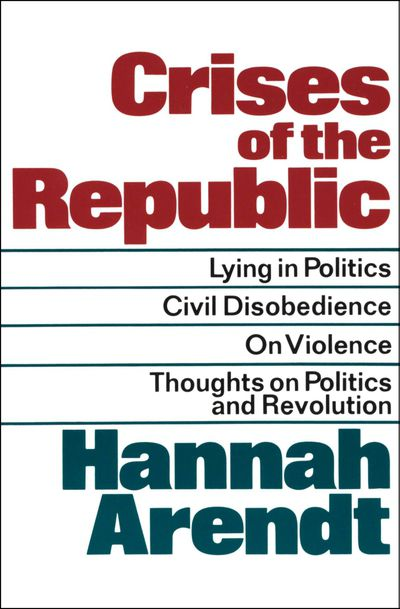 Buy Crises of the Republic at Amazon