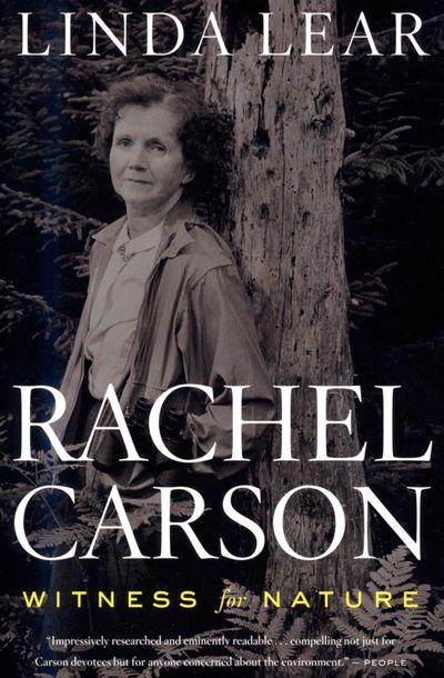Buy Rachel Carson at Amazon