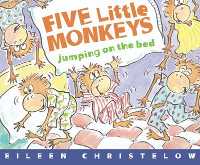 Five Little Monkeys Jumping On Bed