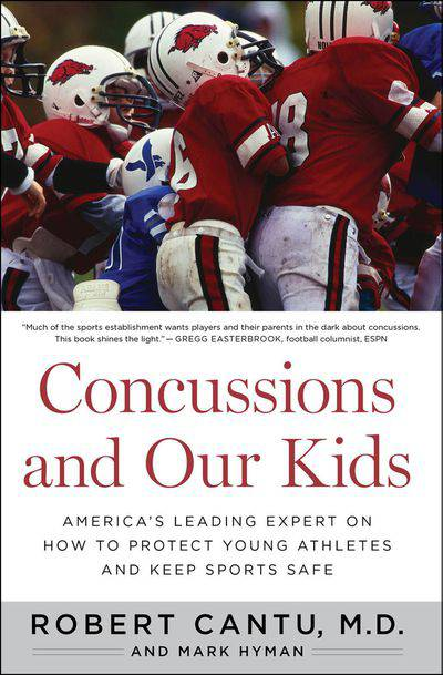 Buy Concussions and Our Kids at Amazon