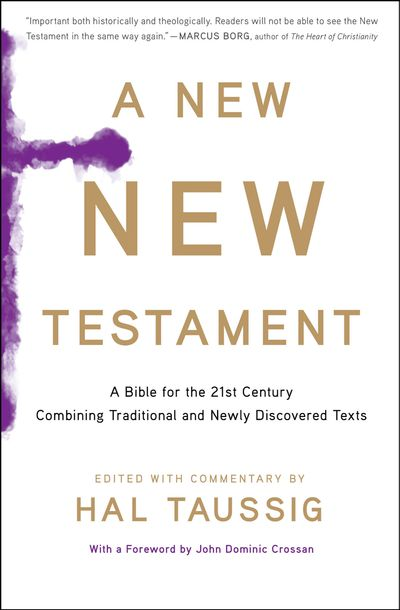 Buy A New New Testament at Amazon