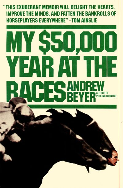 Buy My $50,000 Year at the Races at Amazon