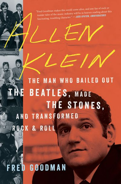 Buy Allen Klein at Amazon