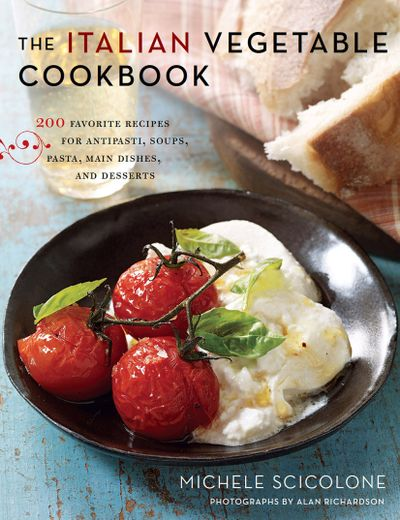Buy The Italian Vegetable Cookbook at Amazon