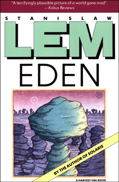 Buy Eden at Amazon