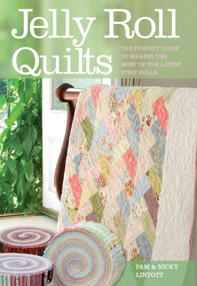 Buy Jelly Roll Quilts at Amazon