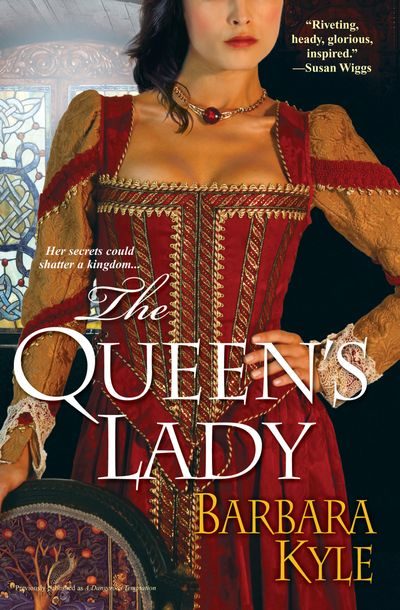 Buy The Queen's Lady at Amazon