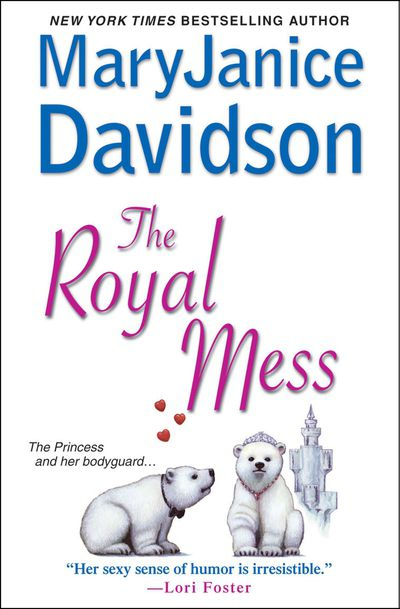 Buy The Royal Mess at Amazon