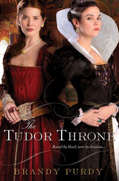 Buy The Tudor Throne at Amazon