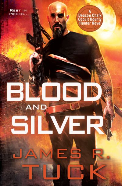 Buy Blood and Silver at Amazon