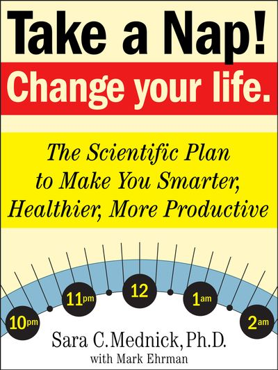 Buy Take a Nap! Change Your Life. at Amazon