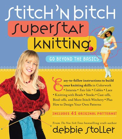 Buy Stitch 'n Bitch Superstar Knitting at Amazon