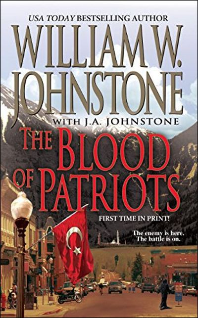 Buy The Blood of Patriots at Amazon