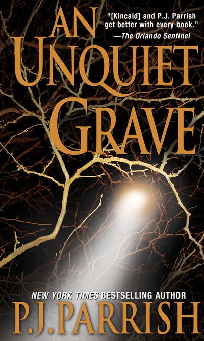 Buy An Unquiet Grave at Amazon