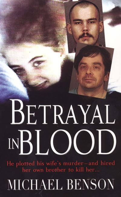 Buy Betrayal in Blood at Amazon