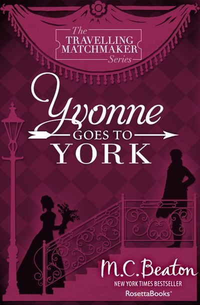 Buy Yvonne Goes to York at Amazon