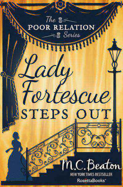 Buy Lady Fortescue Steps Out at Amazon
