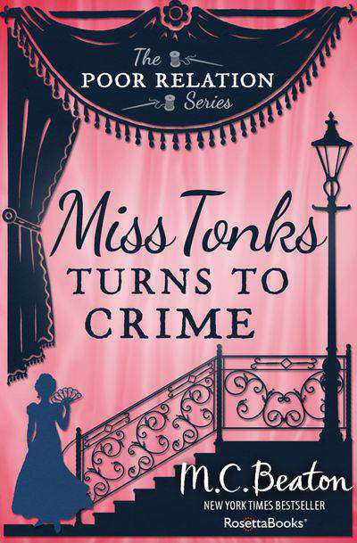 Buy Miss Tonks Turns to Crime at Amazon