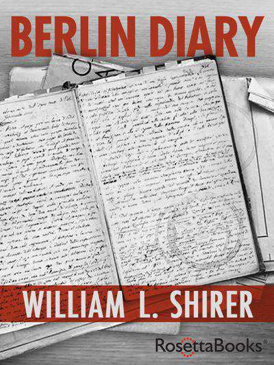 Buy Berlin Diary at Amazon
