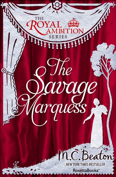 Buy The Savage Marquess at Amazon