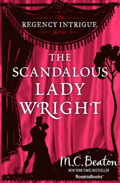 Buy The Scandalous Lady Wright at Amazon