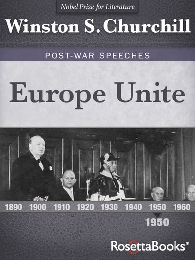 Buy Europe Unite, 1950 at Amazon