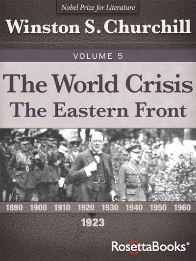 Buy The World Crisis: The Eastern Front at Amazon