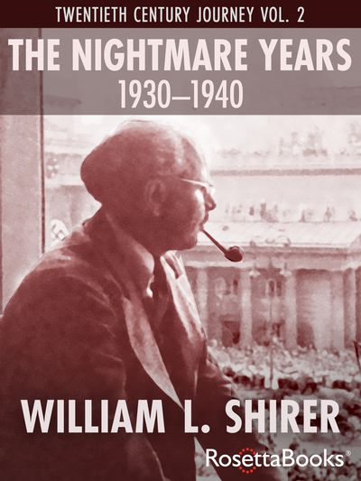 Buy The Nightmare Years, 1930–1940 at Amazon