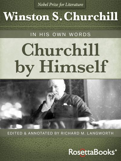 Buy Churchill by Himself at Amazon