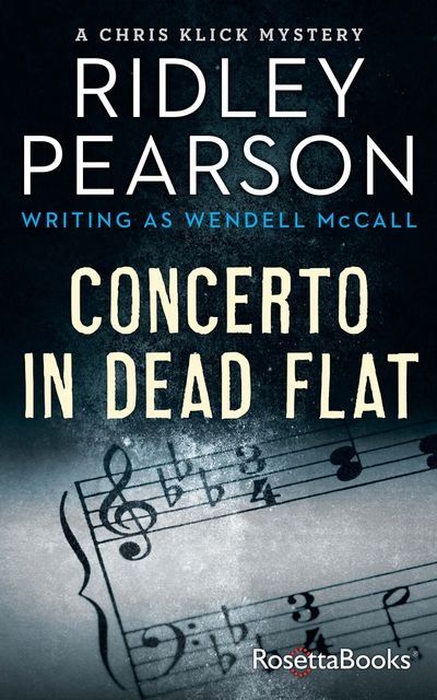 Buy Concerto in Dead Flat at Amazon