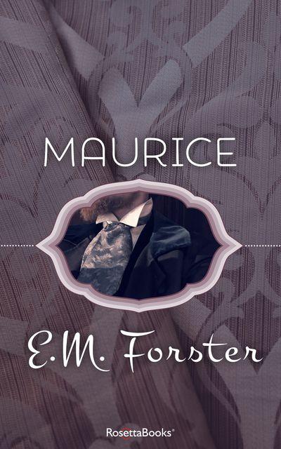 Buy Maurice at Amazon