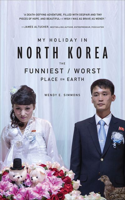 Buy My Holiday in North Korea at Amazon