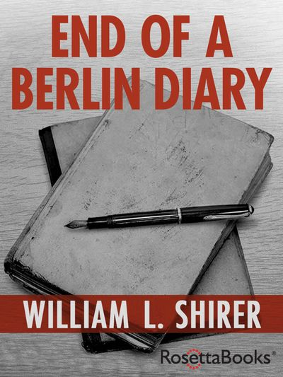 Buy End of a Berlin Diary at Amazon