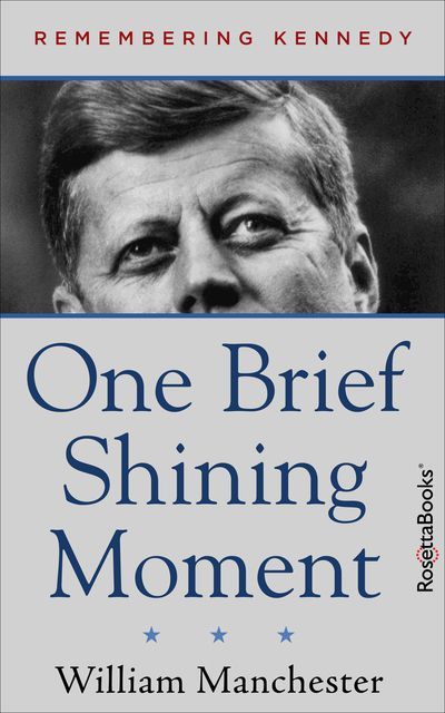 Buy One Brief Shining Moment at Amazon
